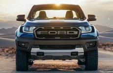Ford Ranger Raptor nhá hàng, chuẩn bị bán ra tại Úc