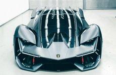 Siêu xe hybrid Lamborghini LB48H trình làng tại một sự kiện dành riêng cho giới siêu giầu