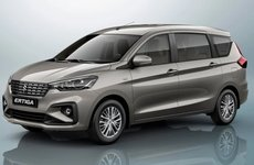 Suzuki Ertiga 2018 bắt đầu được xuất khẩu từ tháng 9/2018, sắp về Việt Nam?