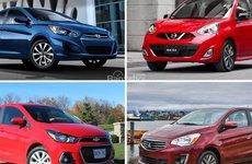 Top 10 mẫu xe đáng tin cậy, có tỉ lệ triệu hồi thấp nhất: Hyundai Accent đứng đầu