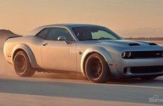 Xe cơ bắp Dodge Challenger SRT Hellcat Redeye 2019 trình làng