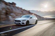 Mercedes A-Class mới có tới 2 phiên bản plug-in hybrid