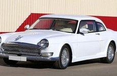 BMW 5 Series bất ngờ độ thành xe Nga cổ Volga