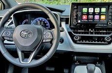 Apple CarPlay, Android Auto đứng đầu danh sách ứng dụng giải trí an toàn