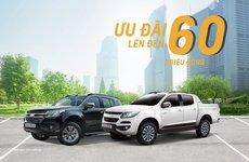 GM Việt Nam giảm giá xe tháng 7: Colorado và Trailblazer giảm tới 50 triệu đồng