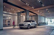 Những điều cần biết về SUV Chevrolet Blazer 2019 hoàn toàn mới