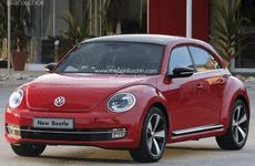 Volkswagen Beetle vẫn ra đời mới, chuyển hóa thành xe điện 4 cửa?