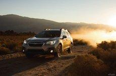 Subaru Outback và Legacy 2019 mở đặt hàng với giá 26.345 USD, thêm nhiều công nghệ mới