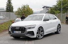 Audi SQ8 sẽ có cả động cơ xăng và diesel