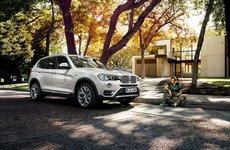 X-Series trỗi dậy, chiếm 35% thị phần toàn cầu của BMW