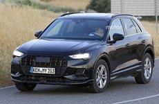 Audi Q3 2019 tự tin lộ diện không chút ngụy trang trên đường chạy thử