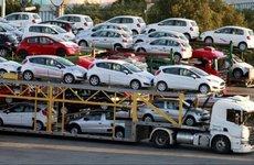 Từ 6/7 - 12/7: Hơn 1000 xe ô tô về Việt Nam, giảm 1/2 lượng xe nhập so với tuần trước