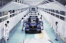 Mazda cán mốc 100.000 xe bán ra tại Việt Nam