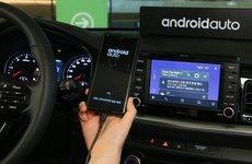 Android Auto chính thức vào Hàn Quốc, bắt tay cùng Hyundai và Kia