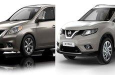 Giá xe Nissan X-Trail và Sunny tháng 7, tặng phụ kiện nhưng tăng tới 23 triệu đồng
