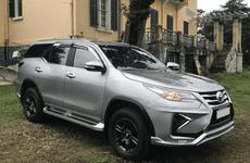 Toyota Fortuner đã đi 30.000 km 'thét' giá 1 tỷ 300 triệu: Không phải chuyện hiếm!