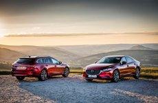 Mazda 6 2018 mới giá chỉ từ 704 triệu tại Anh quốc