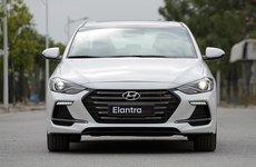 Giá lăn bánh Hyundai Elantra 2018 cho cả 4 phiên bản mới nhất hôm nay