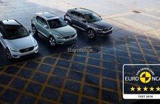 Volvo XC40 nhận 5 sao an toàn từ Euro NCAP