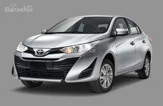 Toyota Vios 2018 thế hệ mới sẽ có thêm 2 bản 1.3 E Prime và 1.5 G Prime