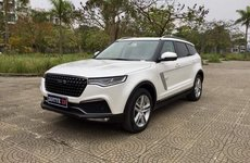 Soi thông số kỹ thuật Zotye Z8 - Crossover Trung Quốc nhái hàng loạt xe sang có gì?