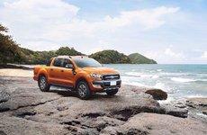 Ford Ranger chiếm gần 50% thị phần phân khúc bán tải tại Việt Nam