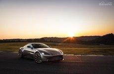 Aston Martin V8 Vantage 2020 xác nhận bổ sung hộp số sàn