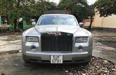Rolls-Royce Phantom của Khải Silk bị giảm gần nửa giá trị sau 11 năm có mặt tại Việt Nam