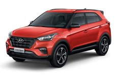 Chiêm ngưỡng Hyundai Creta 2019 bản Sport mới giá 595 triệu đồng