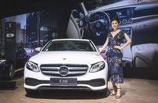 Bổ sung trang bị mới, Mercedes-Benz E-Class 2018 vẫn được giữ nguyên giá