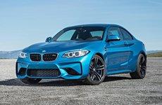 Top 10 mẫu xe nhỏ gọn nhưng sở hữu sức mạnh đáng gờm: BMW M2 được đánh giá cao