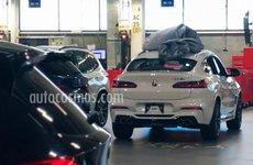 BMW X4 M thế hệ mới lộ ảnh trong nhà máy tại Mỹ