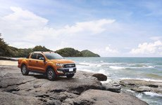 Ford Ranger đạt doanh số kỷ lục tại châu Á - Thái Bình Dương