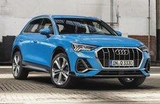 Audi Q3 2019 chính thức trình làng