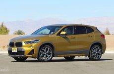 BMW X2 2019 không đạt đánh giá an toàn cao nhất từ IIHS