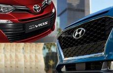 Hyundai Kona và Toyota Vios - Xe lắp ráp lạc giữa rừng xe nhập mở bán cuối năm