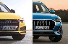 So sánh Audi Q3 2019 thế hệ mới và cũ qua ảnh