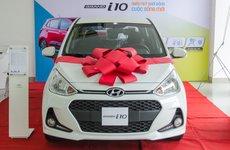 Mua xe Hyundai Grand i10 trả góp với lãi suất ưu đãi và thủ tục cực đơn giản