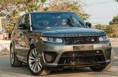 Top 10 mẫu SUV/crossover hiệu năng cao có cảm giác lái tốt nhất: Có Range Rover Sport SVR!