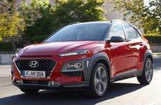 5 mẫu xe hít khói Hyundai Kona 2018 về khả năng tăng tốc