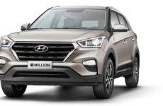 Phiên bản đặc biệt Hyundai Creta 1 Million ra mắt