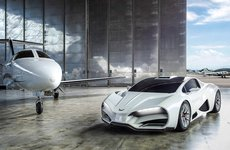 Lộ diện siêu xe hypercar Milan Red có giá gần 53 tỷ đồng