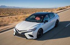 Toyota Camry 2019 vượt mặt các mẫu xe nào trong cuộc đua tăng tốc 0-96 km/h?