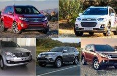Thế nào là xe MPV, SUV và Crossover?