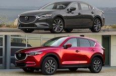 Mazda CX-5 ''vượt mặt'' Mazda 6 về độ an toàn