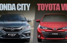 Lên đời thế hệ mới, Toyota Vios 2018 có tốt hơn Honda City 2018?