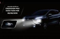 Mitsubishi tung video teaser Xpander mới sẽ xuất hiện tại Việt Nam vào ngày 8/8 tới