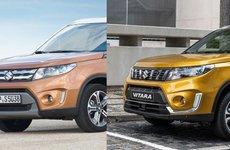 So sánh Suzuki Vitara 2019 mới và cũ qua ảnh