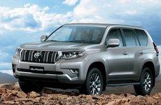 Toyota Land Cruiser Prado VX âm thầm tăng giá niêm yết thêm 78 triệu đồng