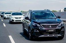 Khách mua Peugeot 5008 và 3008 All New sẽ hưởng ưu đãi đặc biệt trong tháng 8